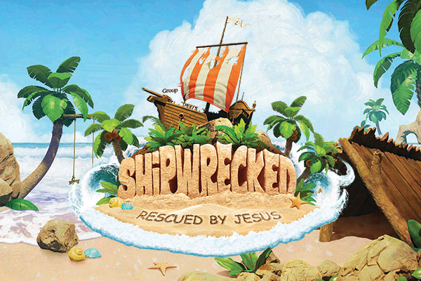 "CPW Vacation Bible School – ""Shipwrecked"""