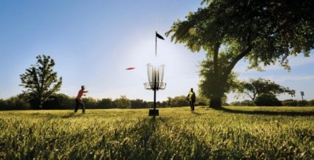 CPG Men's Disc Golf Outing