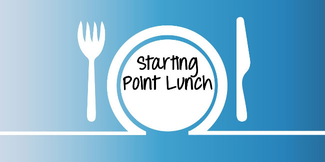CPG Starting Point Lunch