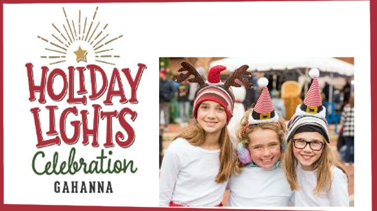 Gahanna Holiday Lights Cpg Booth Centerpoint Churches